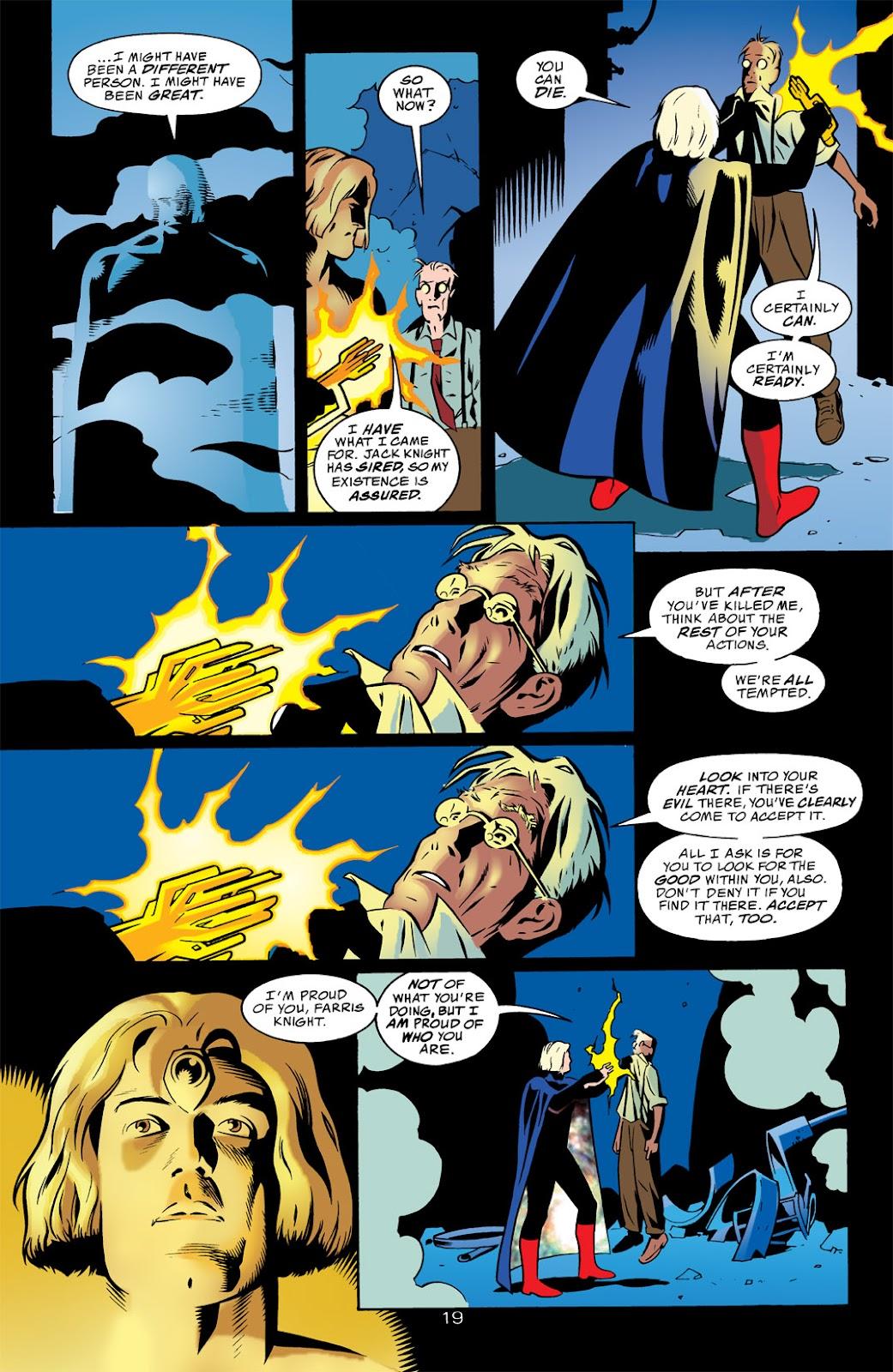 Starman (1994) Issue #1000000 #83 - English 19