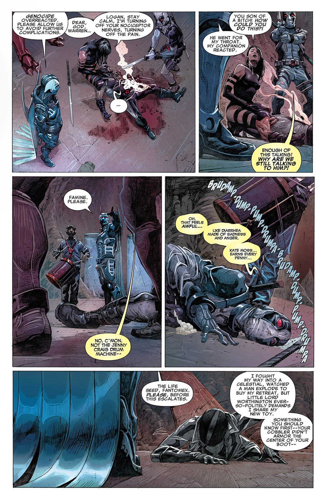 Uncanny X-Force (2010) Issue #14 #15 - English 9