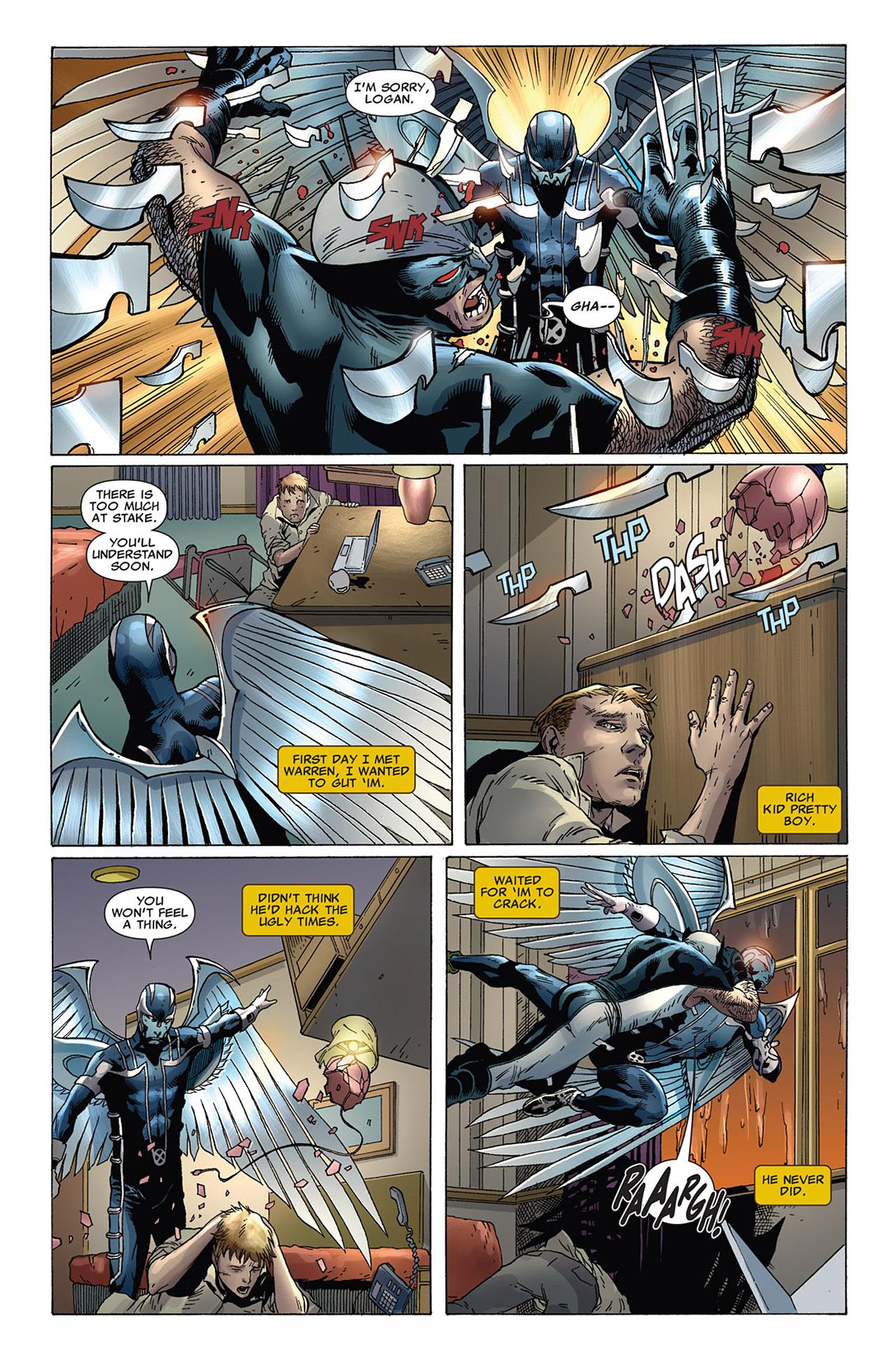 Uncanny X-Force (2010) #10 #27 - English 16