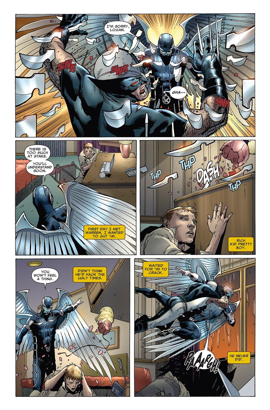 Uncanny X-Force (2010) Issue #10 #11 - English 16
