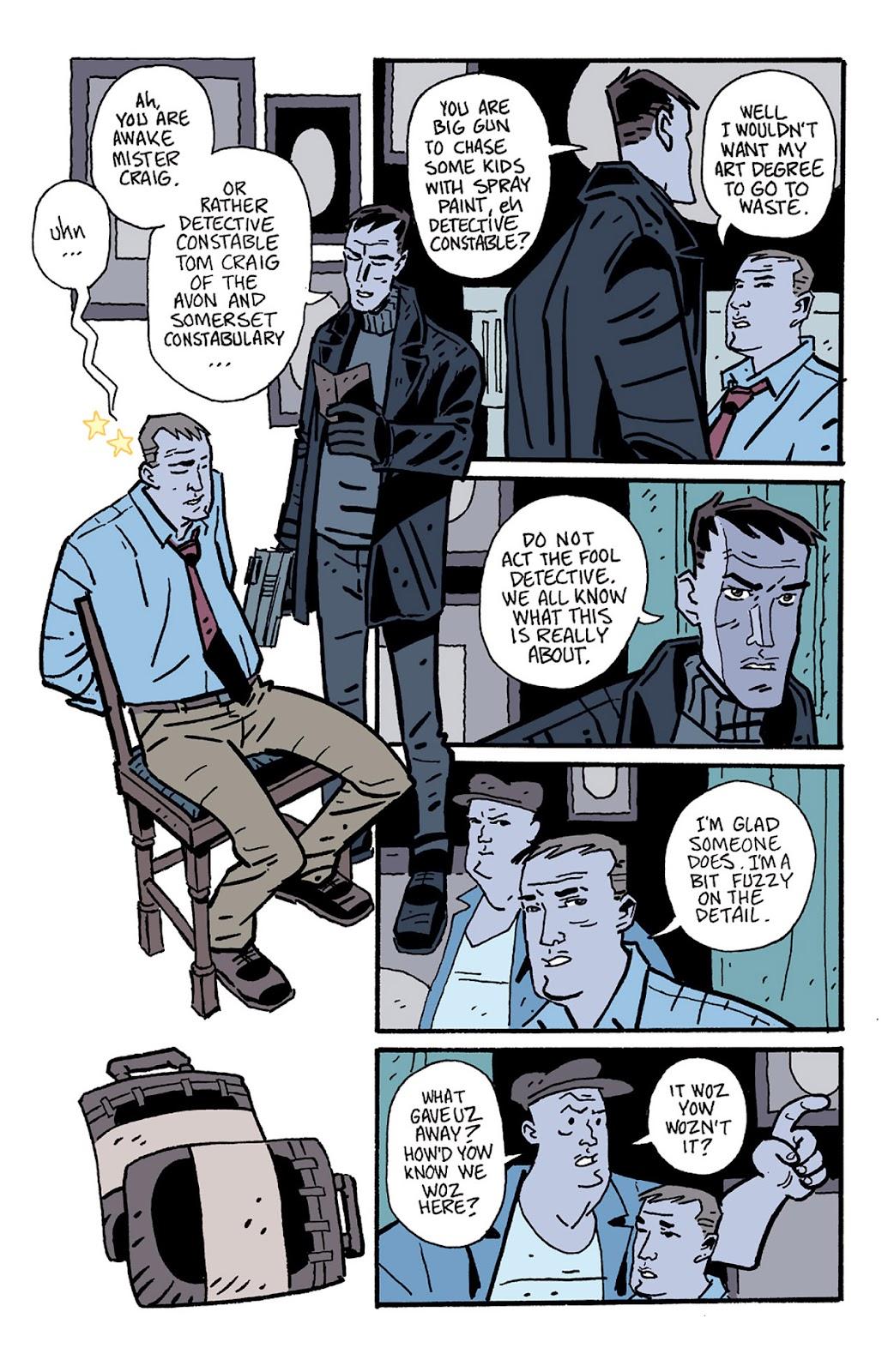 Mudman Issue #2 #2 - English 12