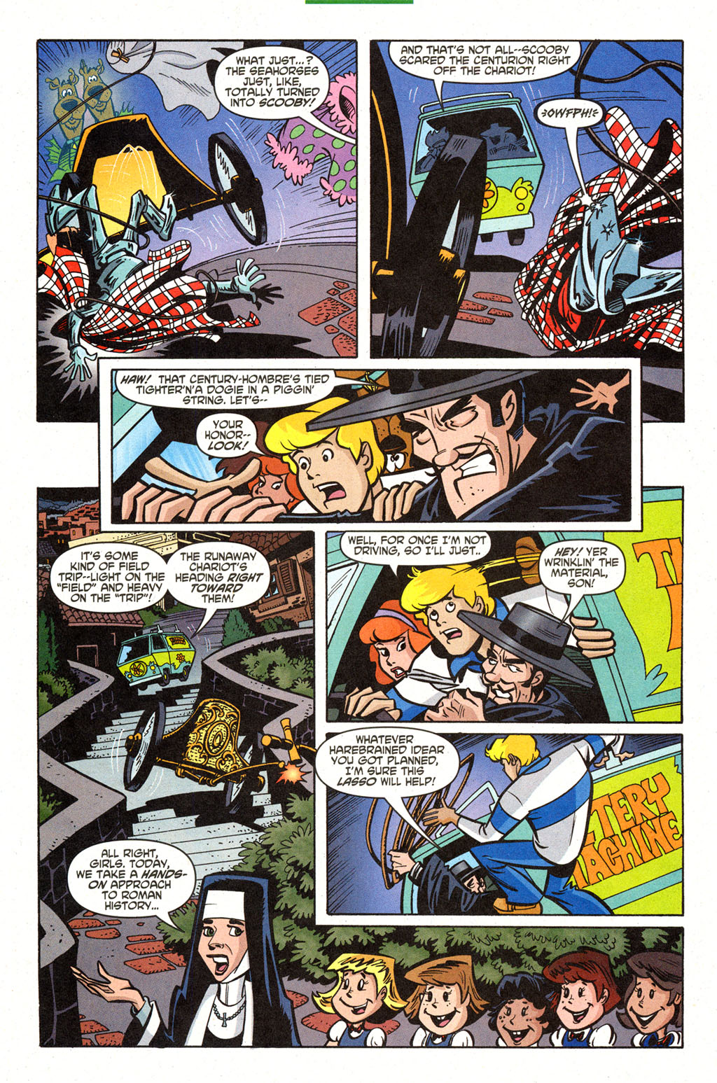 Read online Scooby-Doo (1997) comic -  Issue #100 - 13