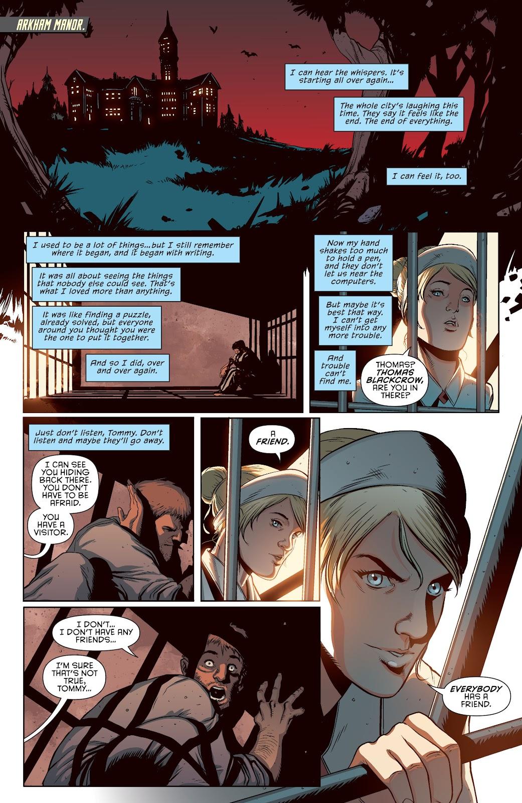 Batman (2011) Annual 3 #13 - English 2