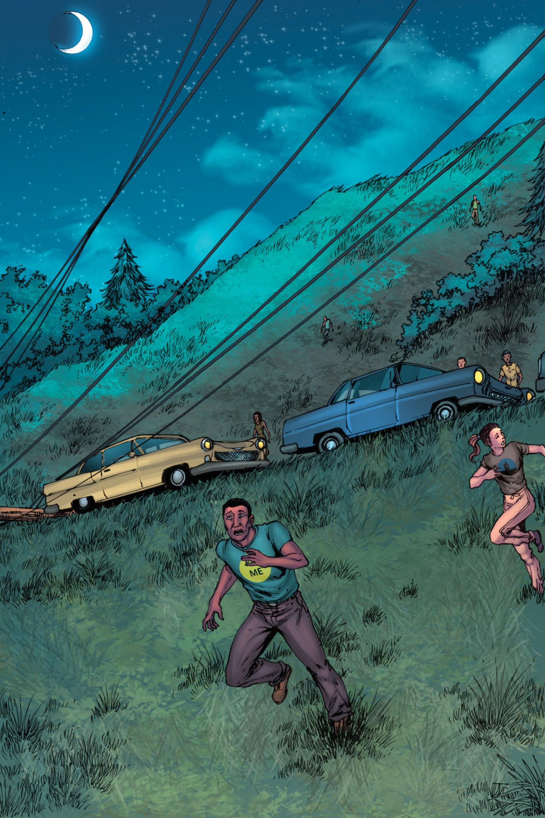 Read online Z-Men comic -  Issue #3 - 22