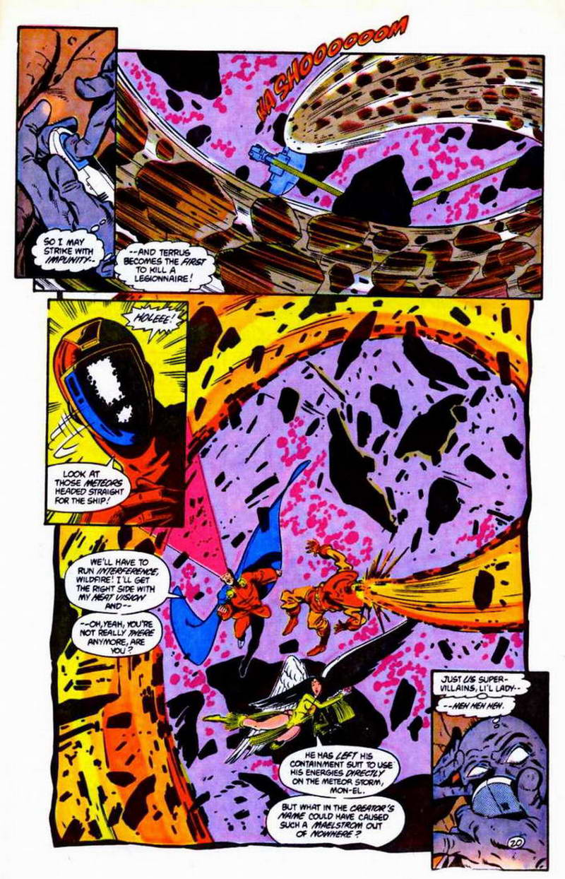 Tales of the Legion Issue #327 #14 - English 21