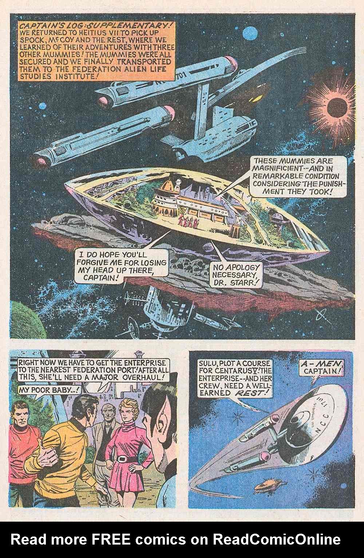 Star Trek (1967) Issue #21 #21 - English 26