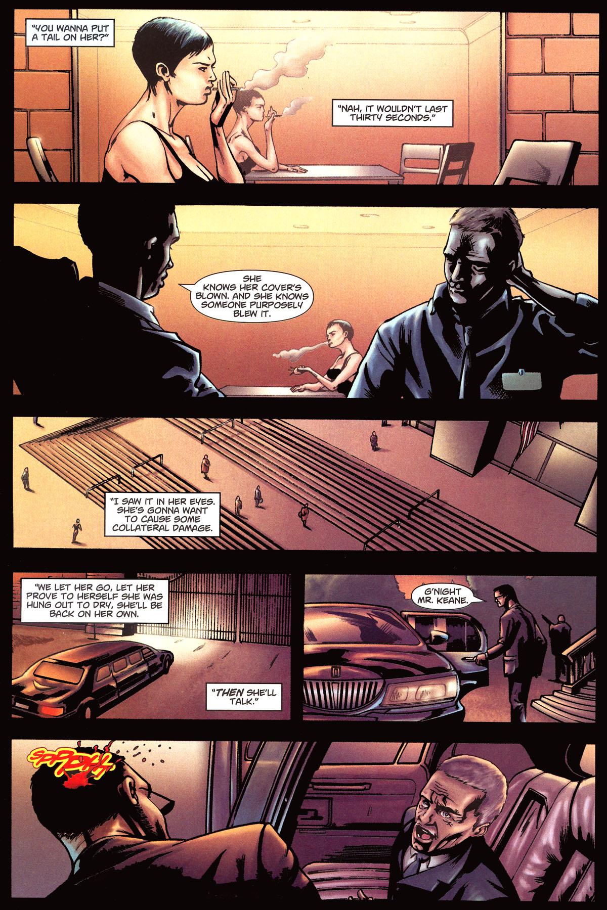Read online Martian Manhunter (2006) comic -  Issue #6 - 8