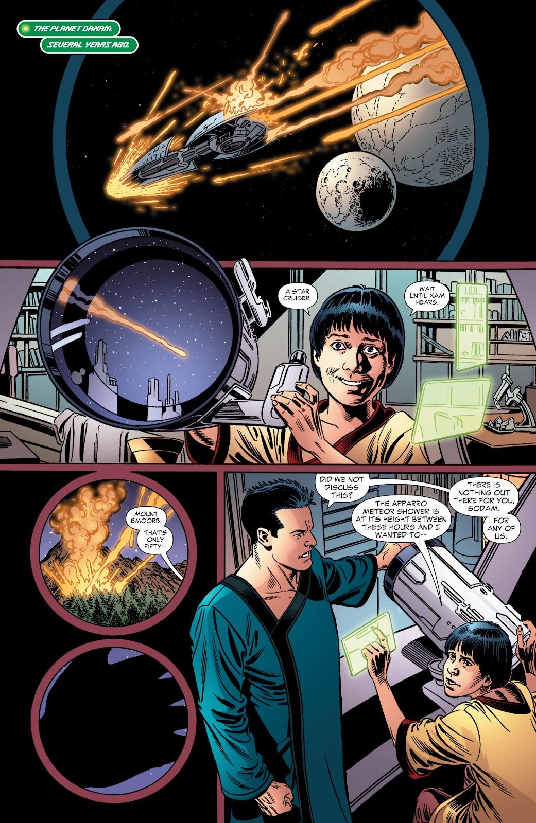 Green Lantern: The Sinestro Corps War Full #1 - English 225