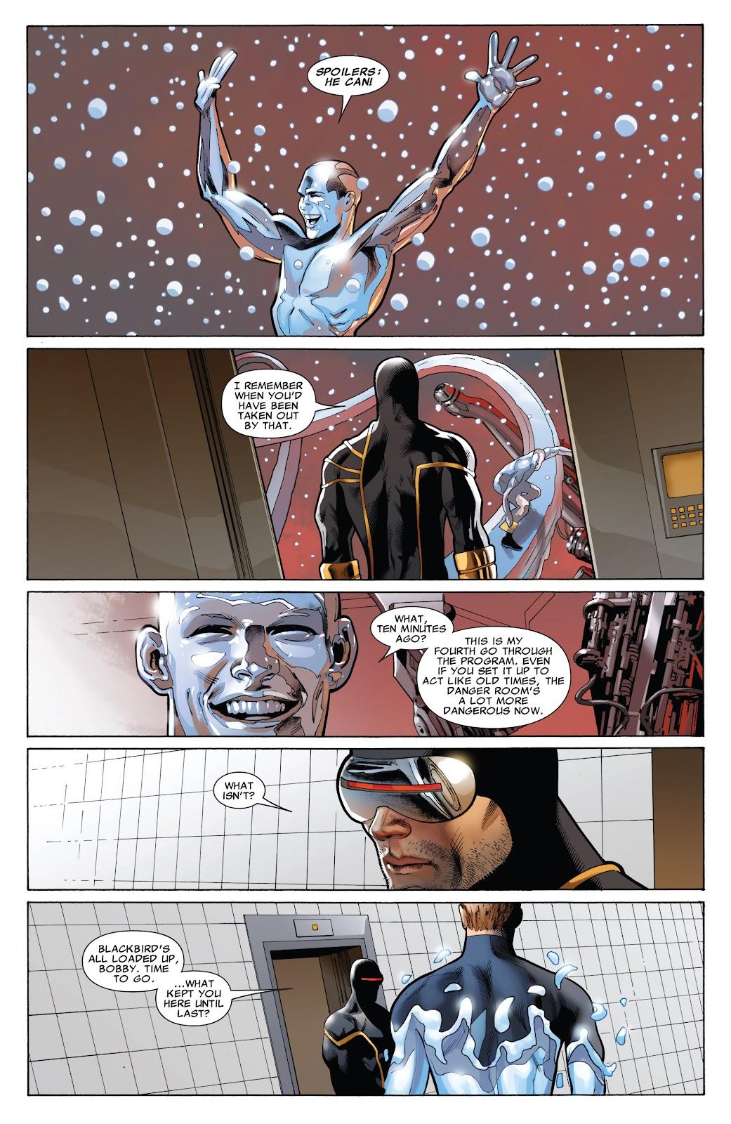 Uncanny X-Men (1963) Issue #544 #572 - English 7