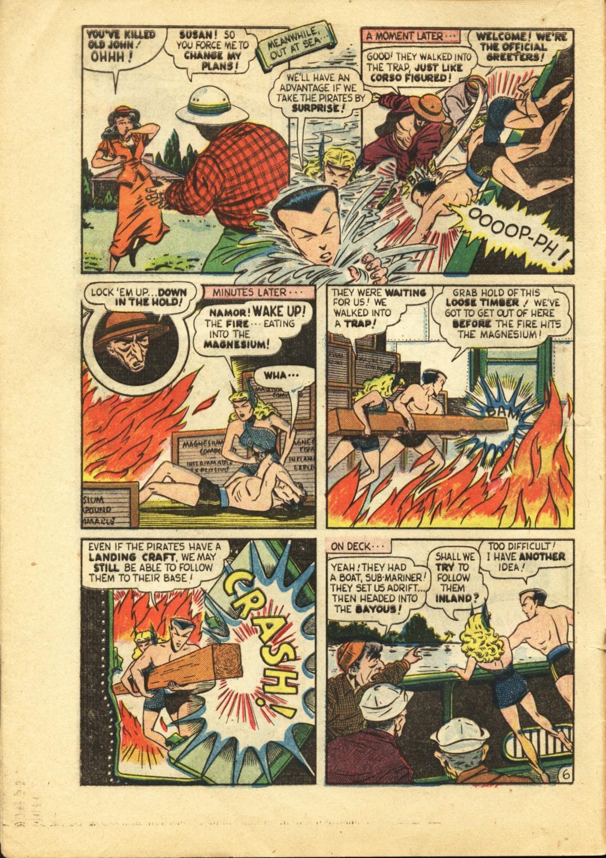 Sub-Mariner Comics #29 #29 - English 7
