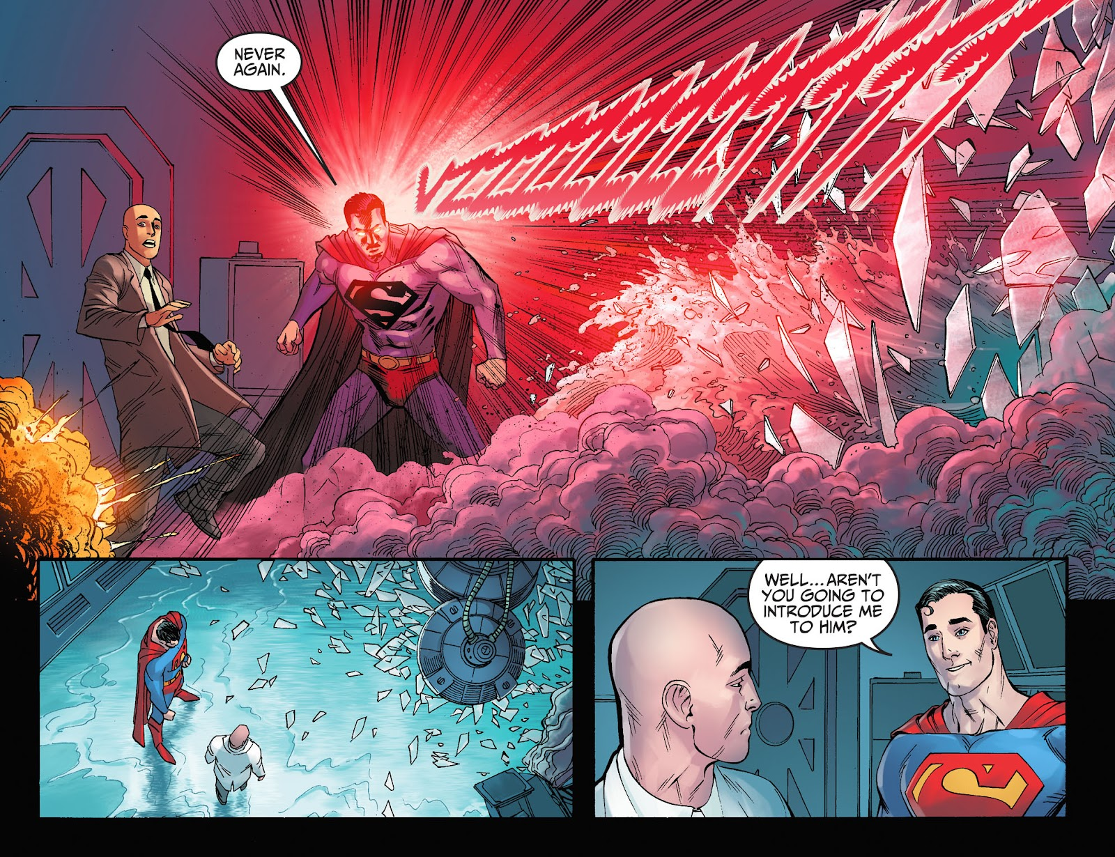 Injustice: Gods Among Us Year Four Issue #11 #12 - English 15