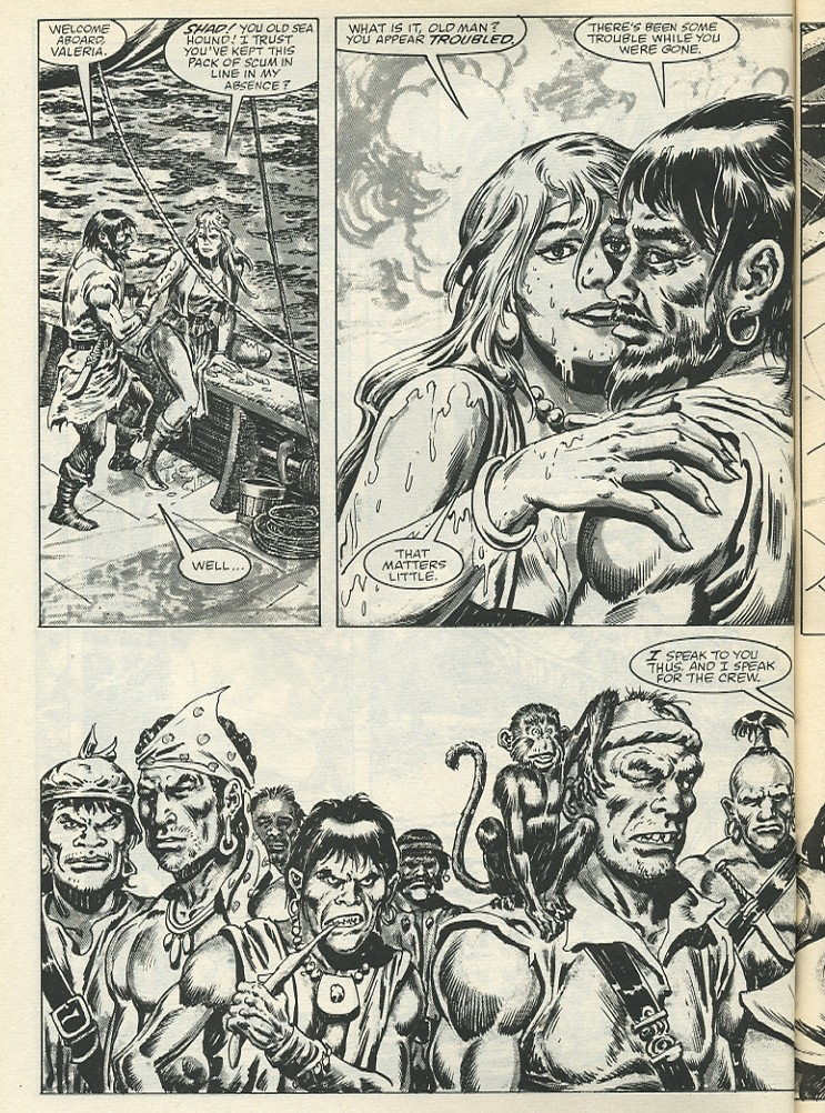 The Savage Sword Of Conan Issue #139 #140 - English 10