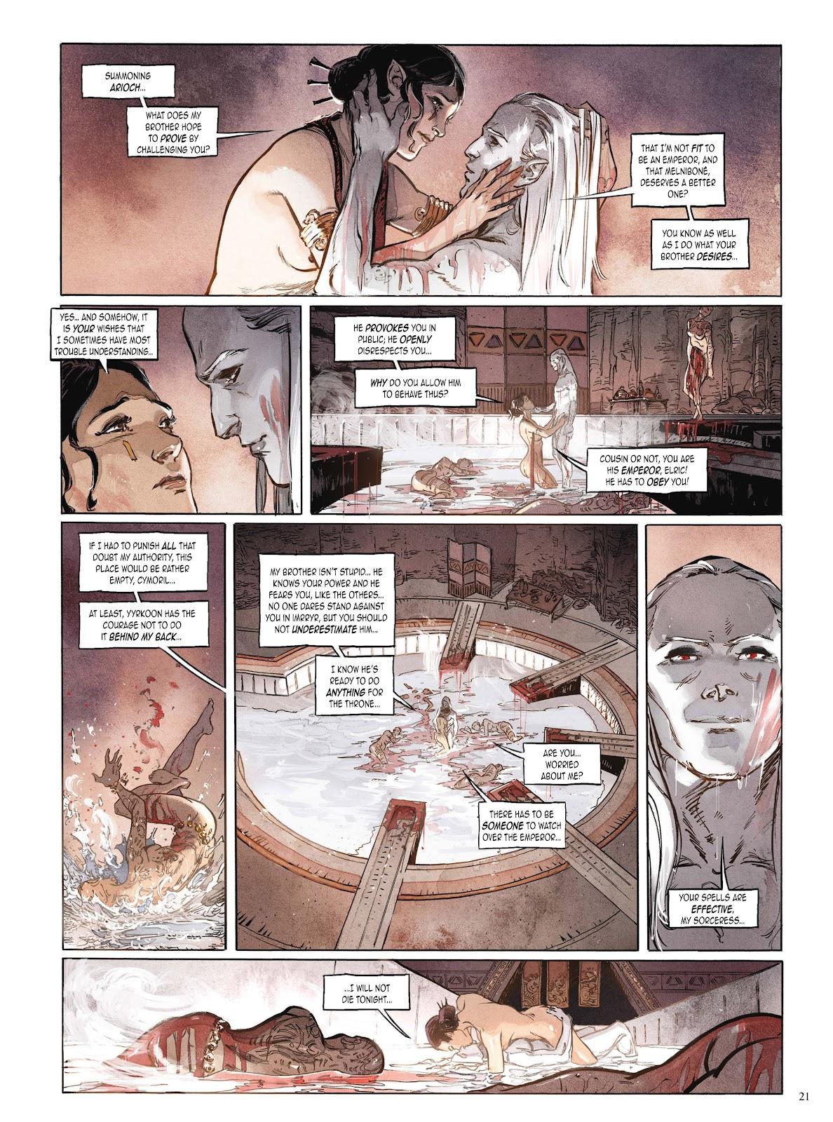 Elric (2014) TPB 1 #1 - English 22