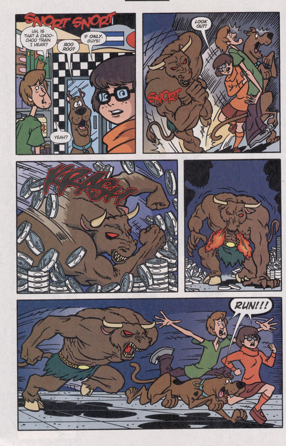Read online Scooby-Doo (1997) comic -  Issue #82 - 36