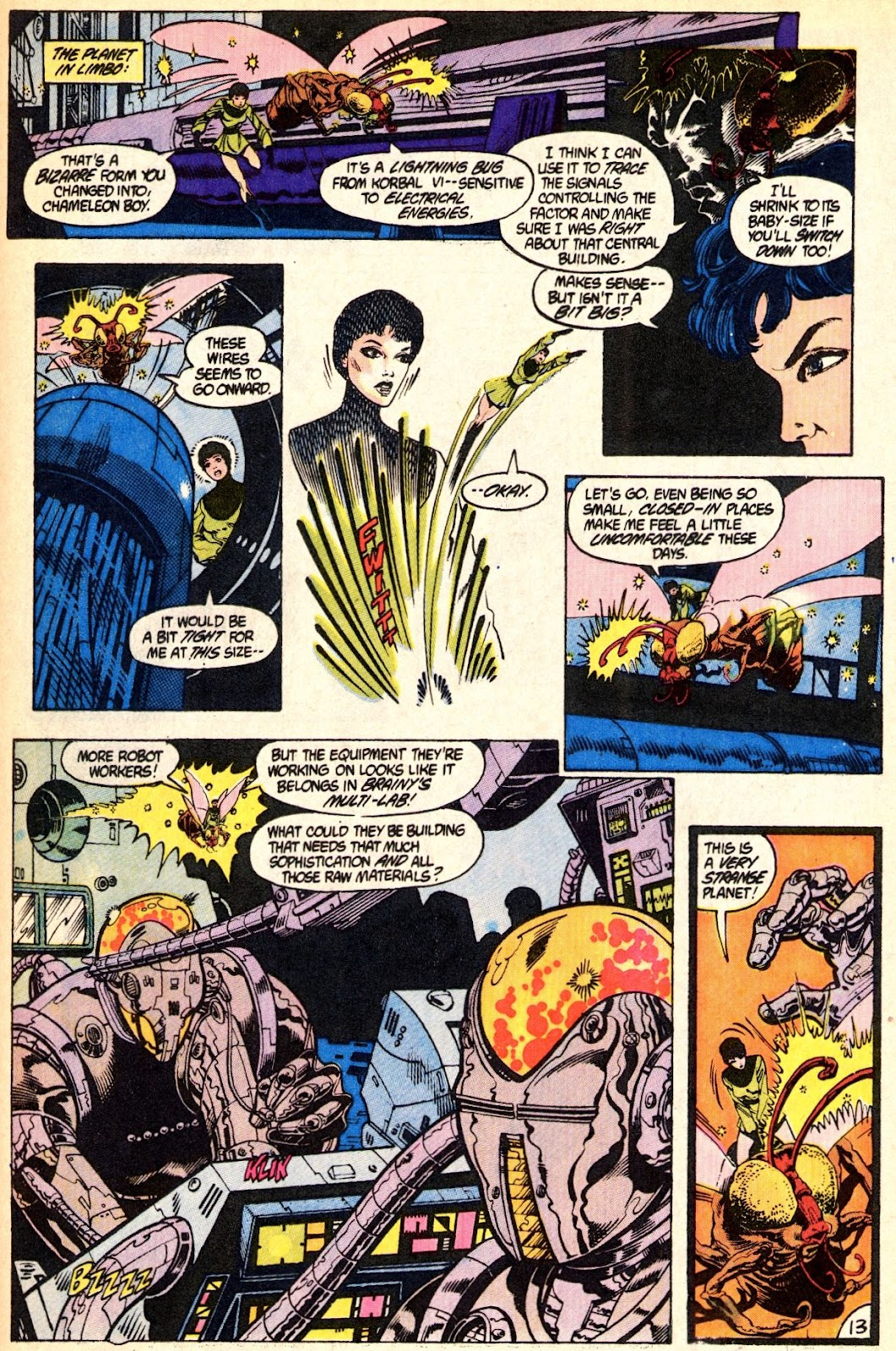 Tales of the Legion Issue #332 #19 - English 14