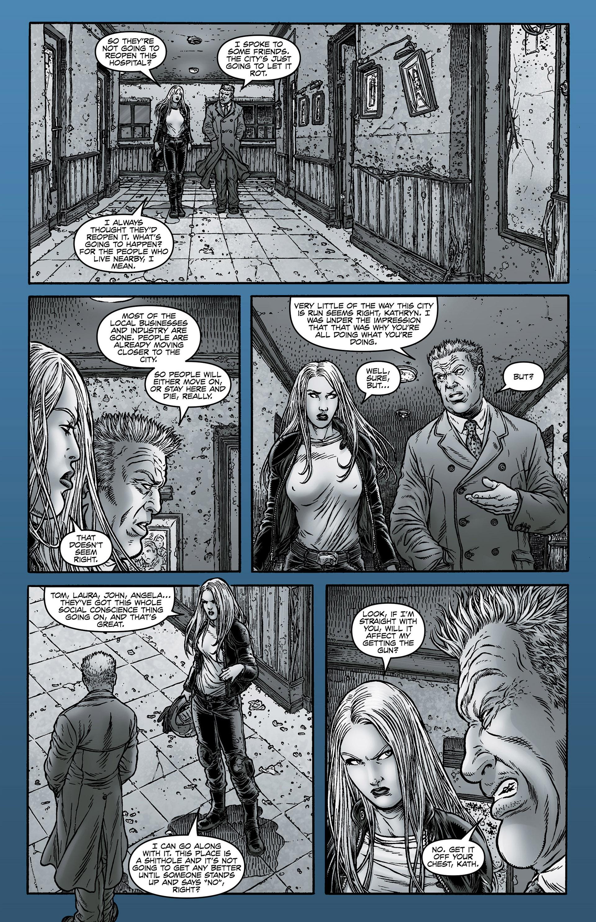 Black Summer 5 Page 6