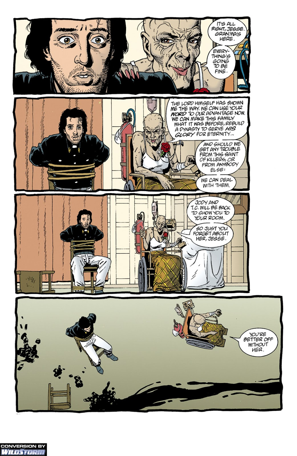 Preacher Issue #11 #20 - English 2