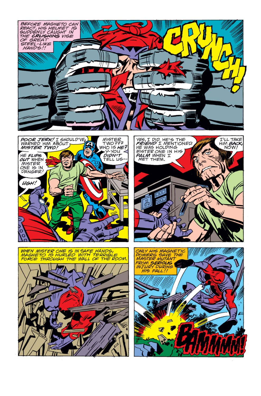 Captain America (1968) _Annual 4 #4 - English 7