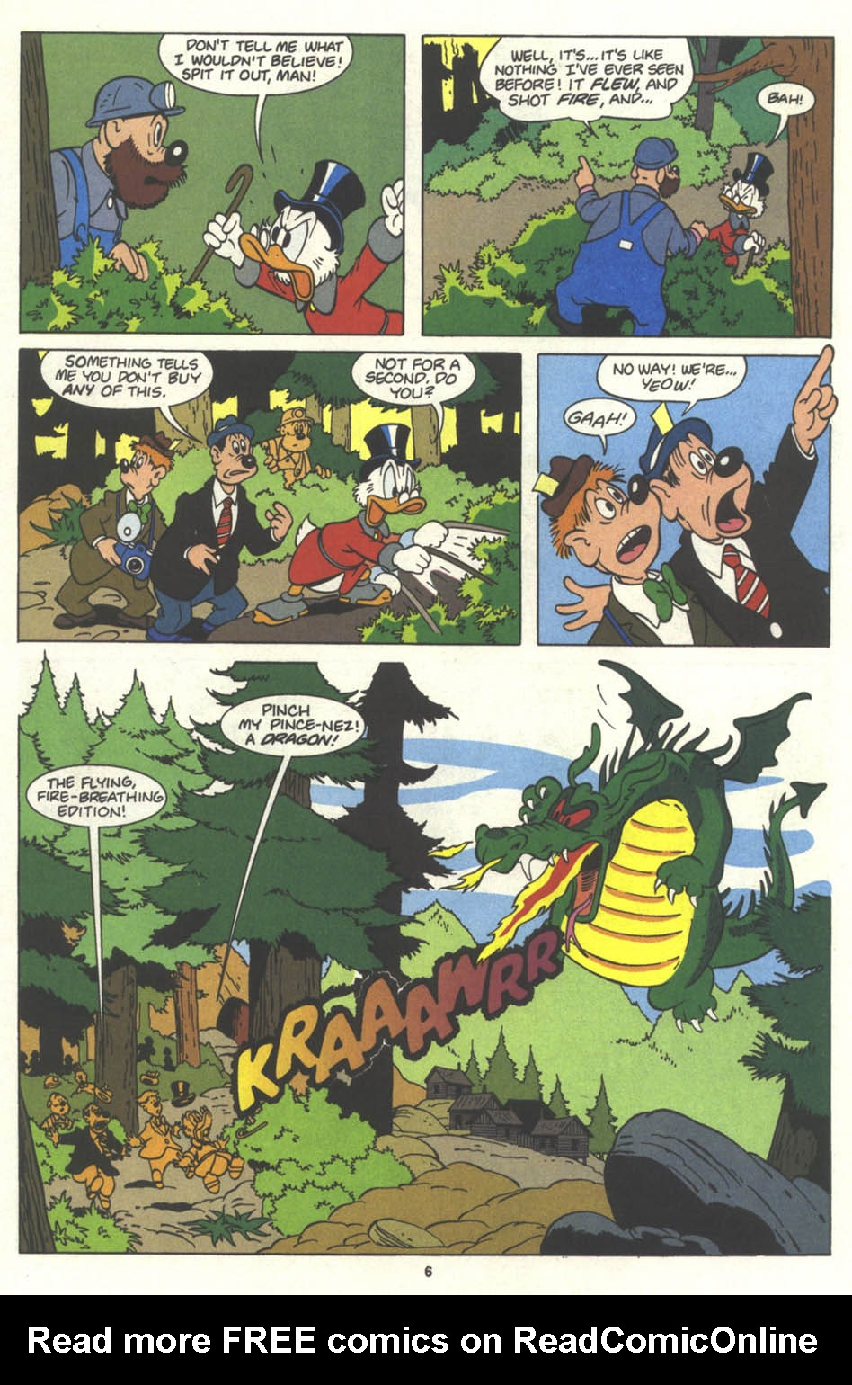 Uncle Scrooge (1953) Issue #259 #259 - English 23