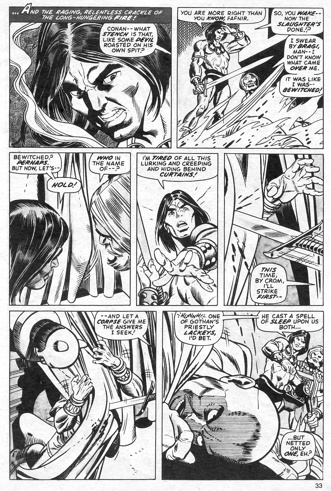The Savage Sword Of Conan Issue #13 #14 - English 33