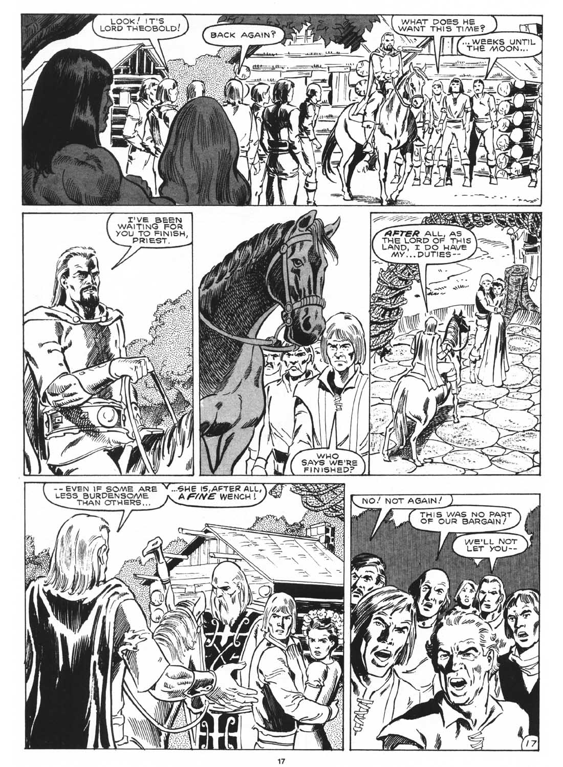 The Savage Sword Of Conan Issue #171 #172 - English 19