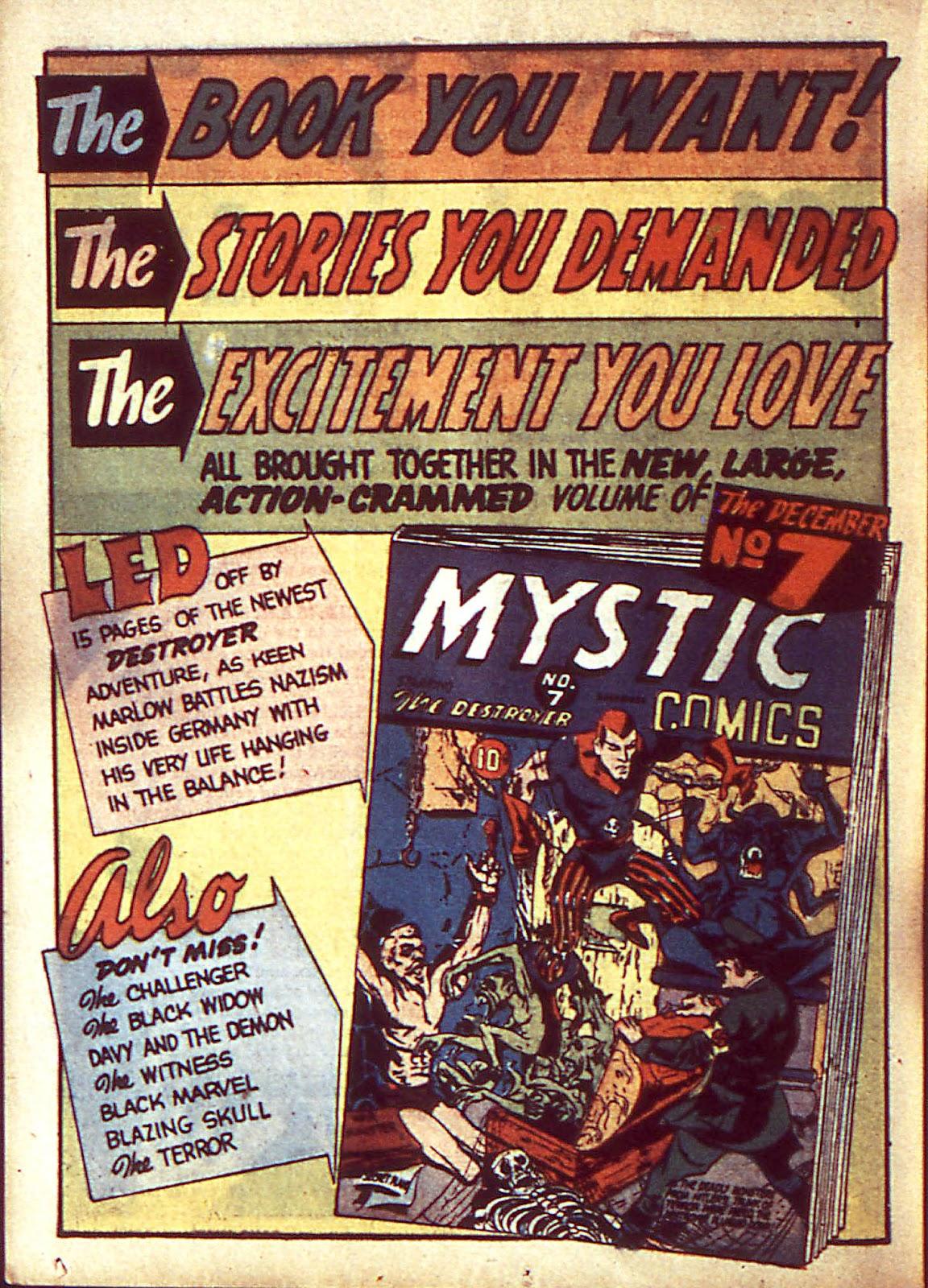 Sub-Mariner Comics Issue #3 #3 - English 47