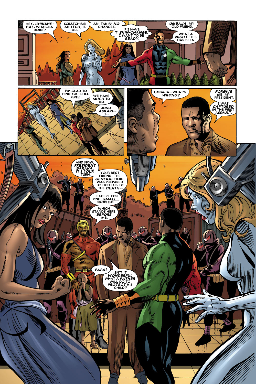 Excalibur (2004) Issue #12 #12 - English 21