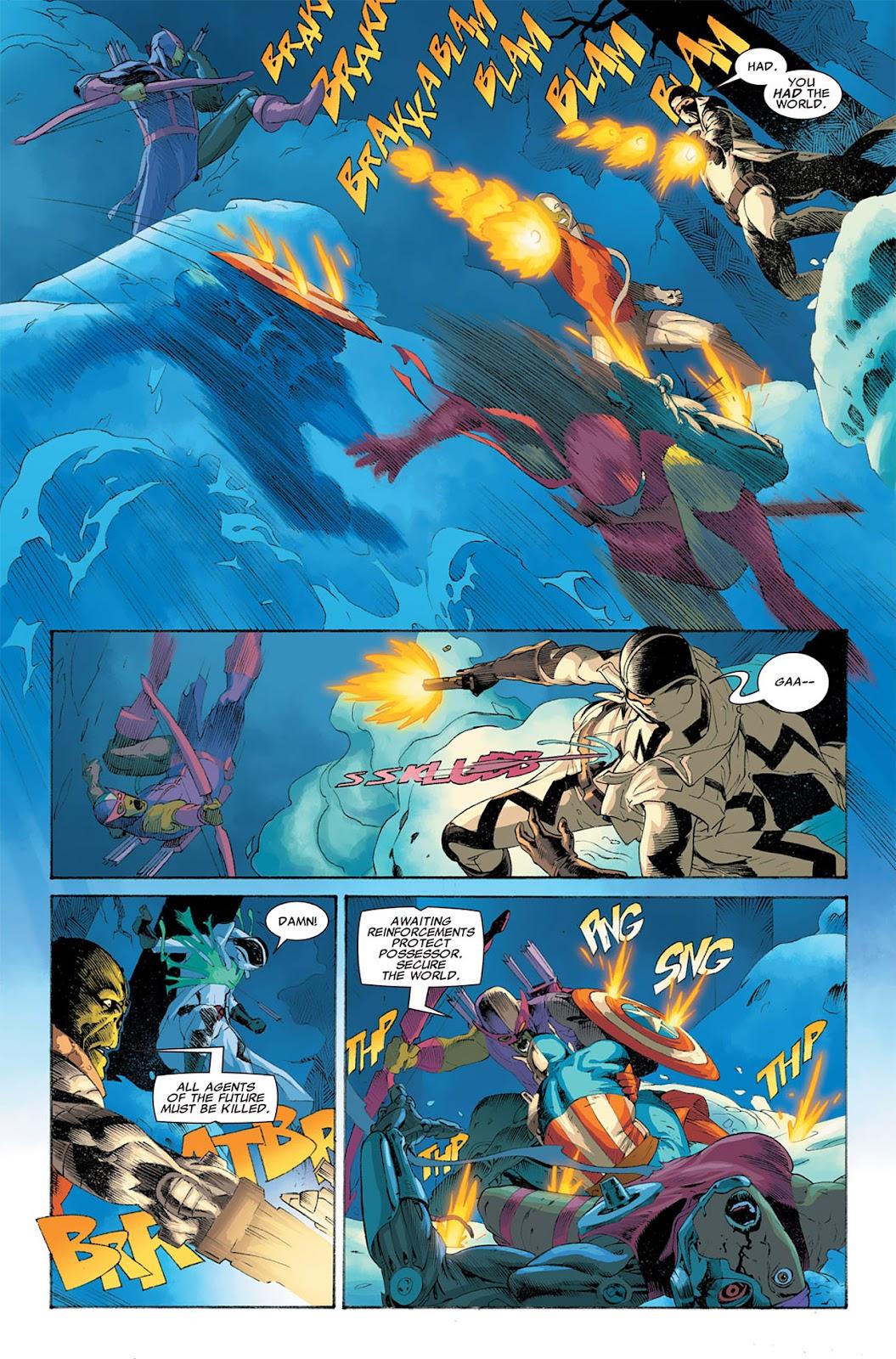 Uncanny X-Force (2010) Issue #6 #7 - English 11
