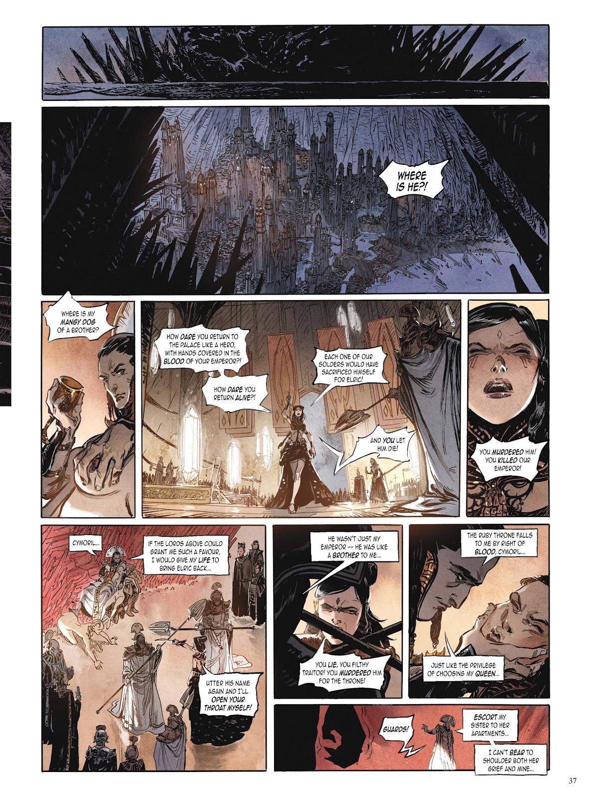 Elric (2014) TPB 1 #1 - English 36