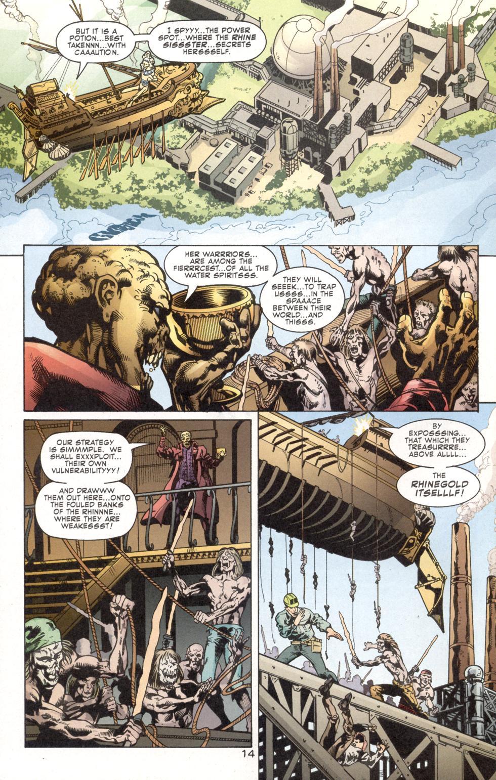 Aquaman (2003) Issue #7 #7 - English 16