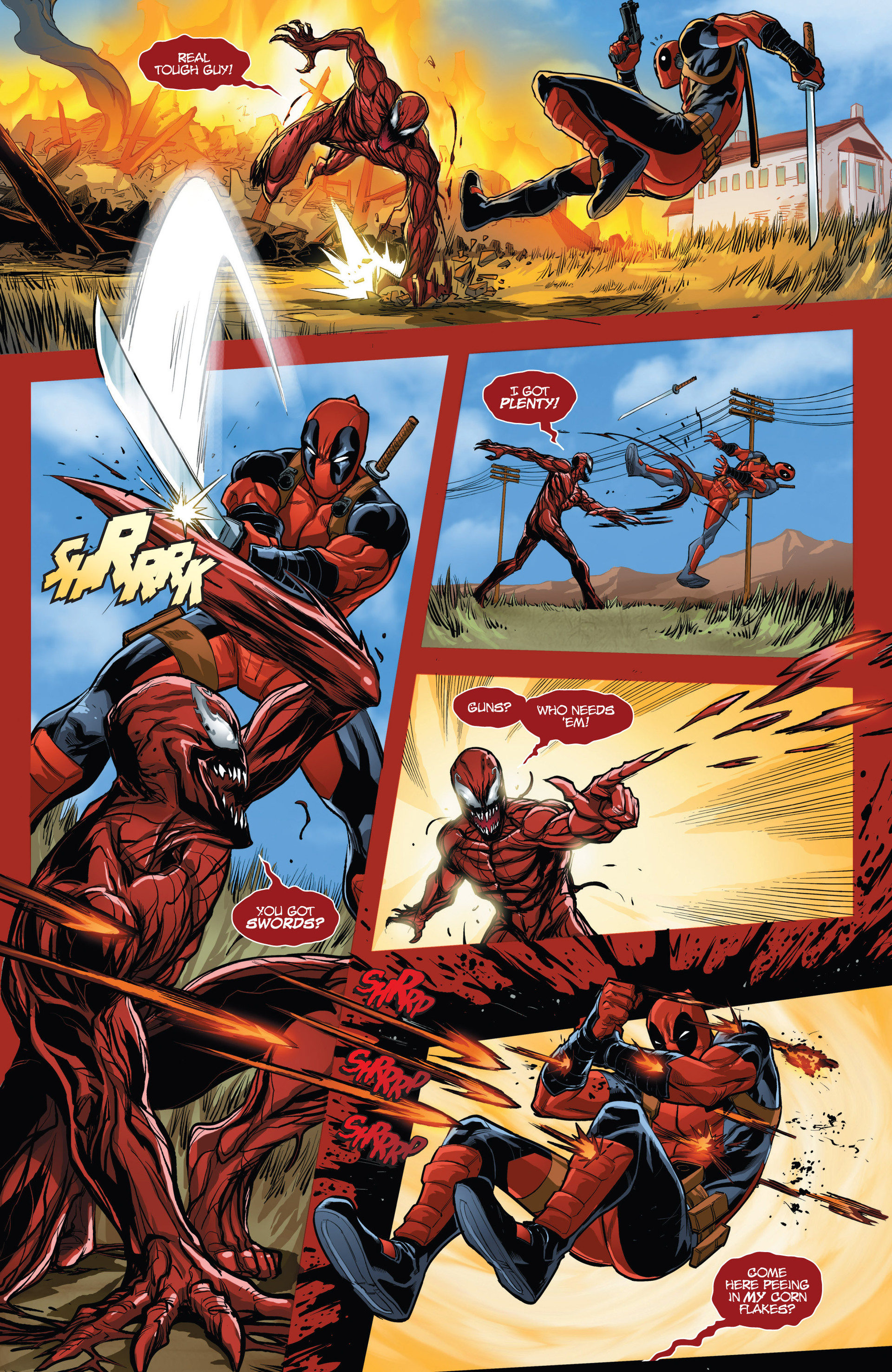 Read online Deadpool vs. Carnage comic -  Issue #1 - 19