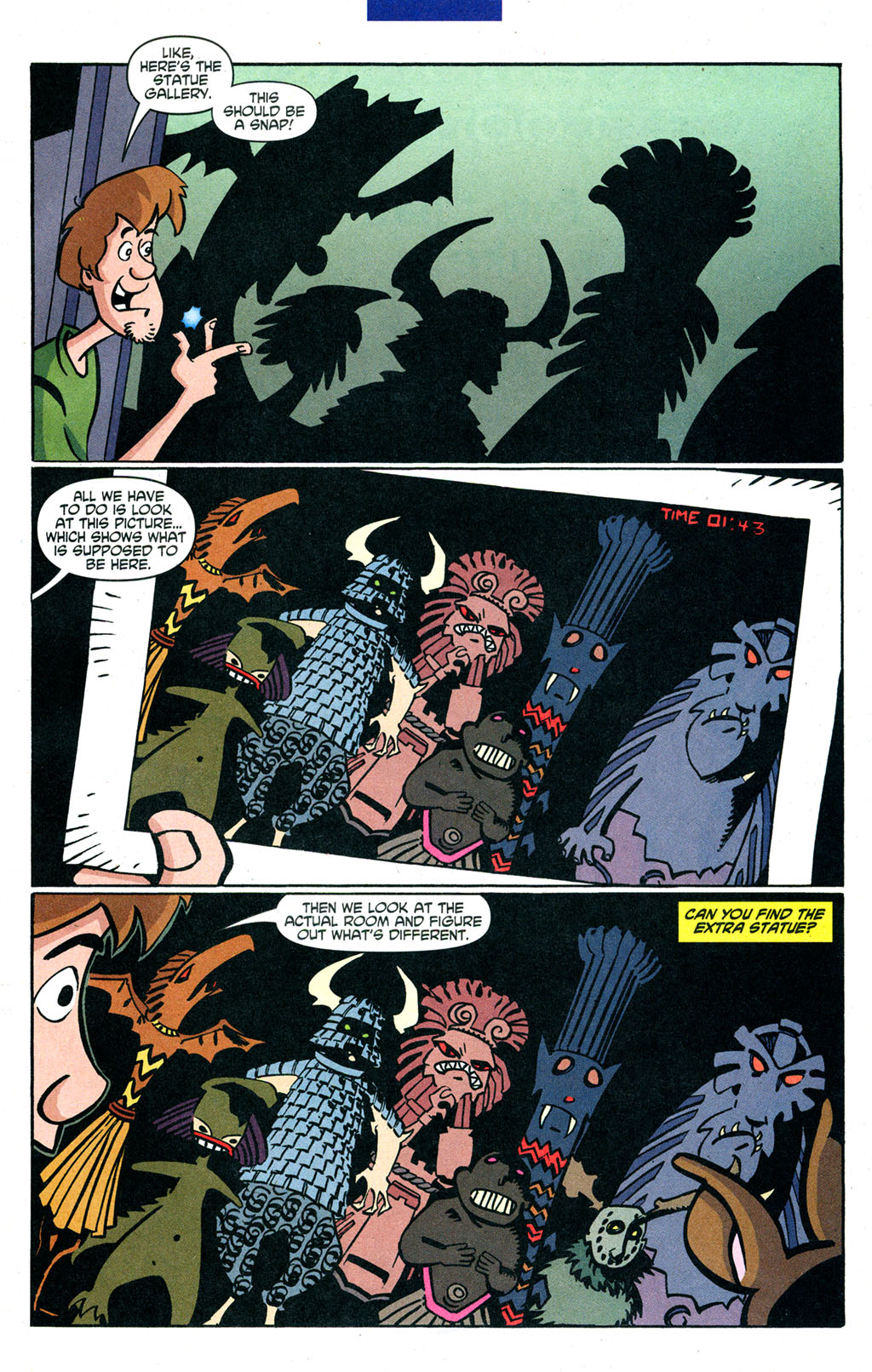 Read online Scooby-Doo (1997) comic -  Issue #92 - 19