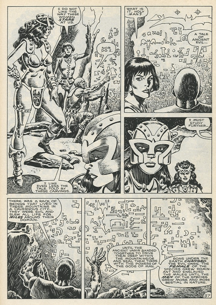 The Savage Sword Of Conan Issue #141 #142 - English 43