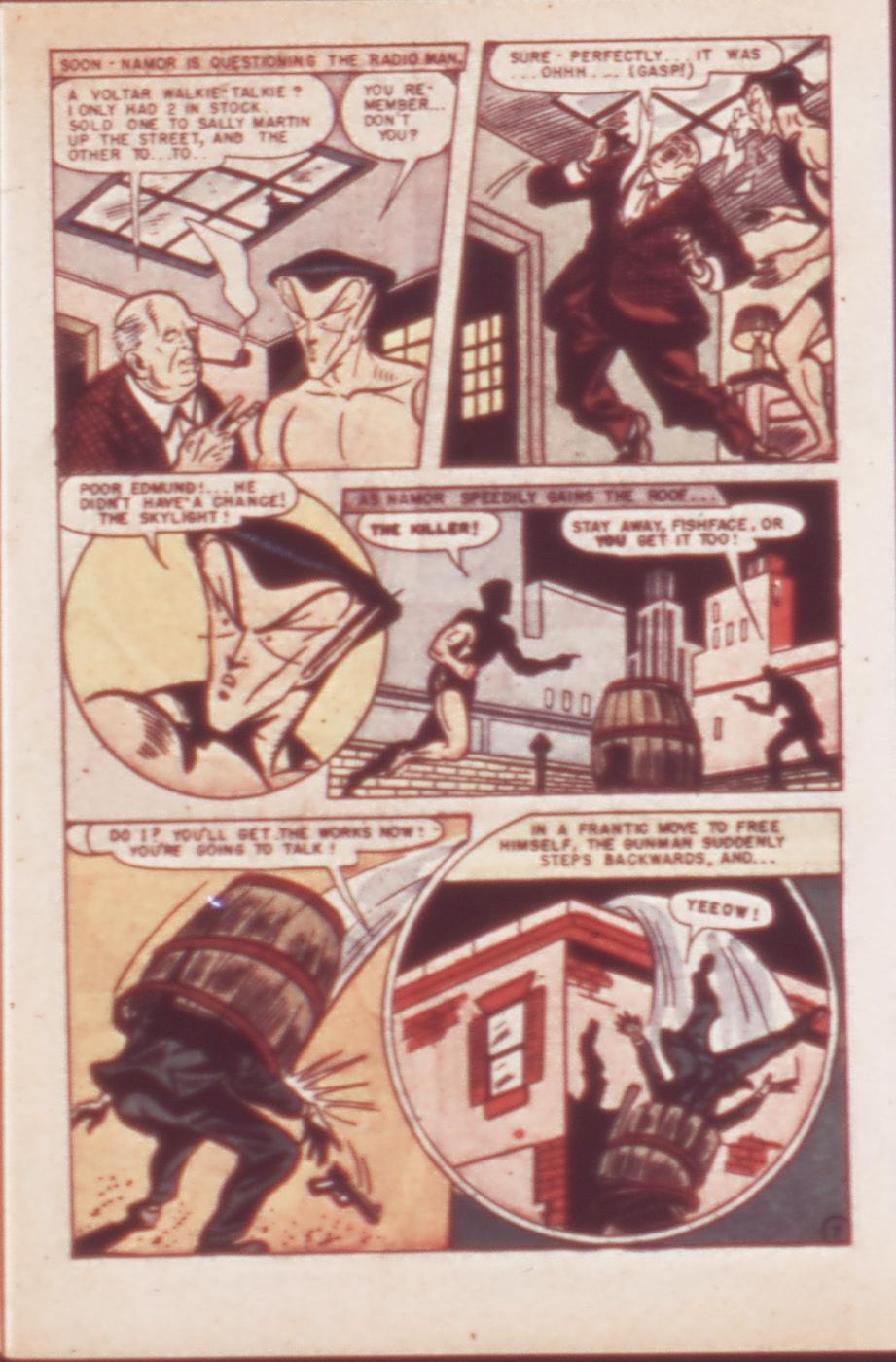 Sub-Mariner Comics Issue #21 #21 - English 9
