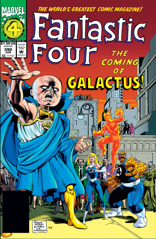 Fantastic Four (1961) 390 Page 1