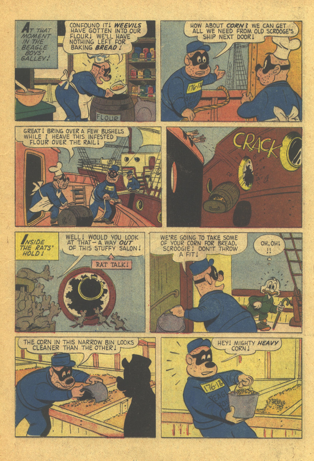 Uncle Scrooge (1953) Issue #31 #31 - English 17