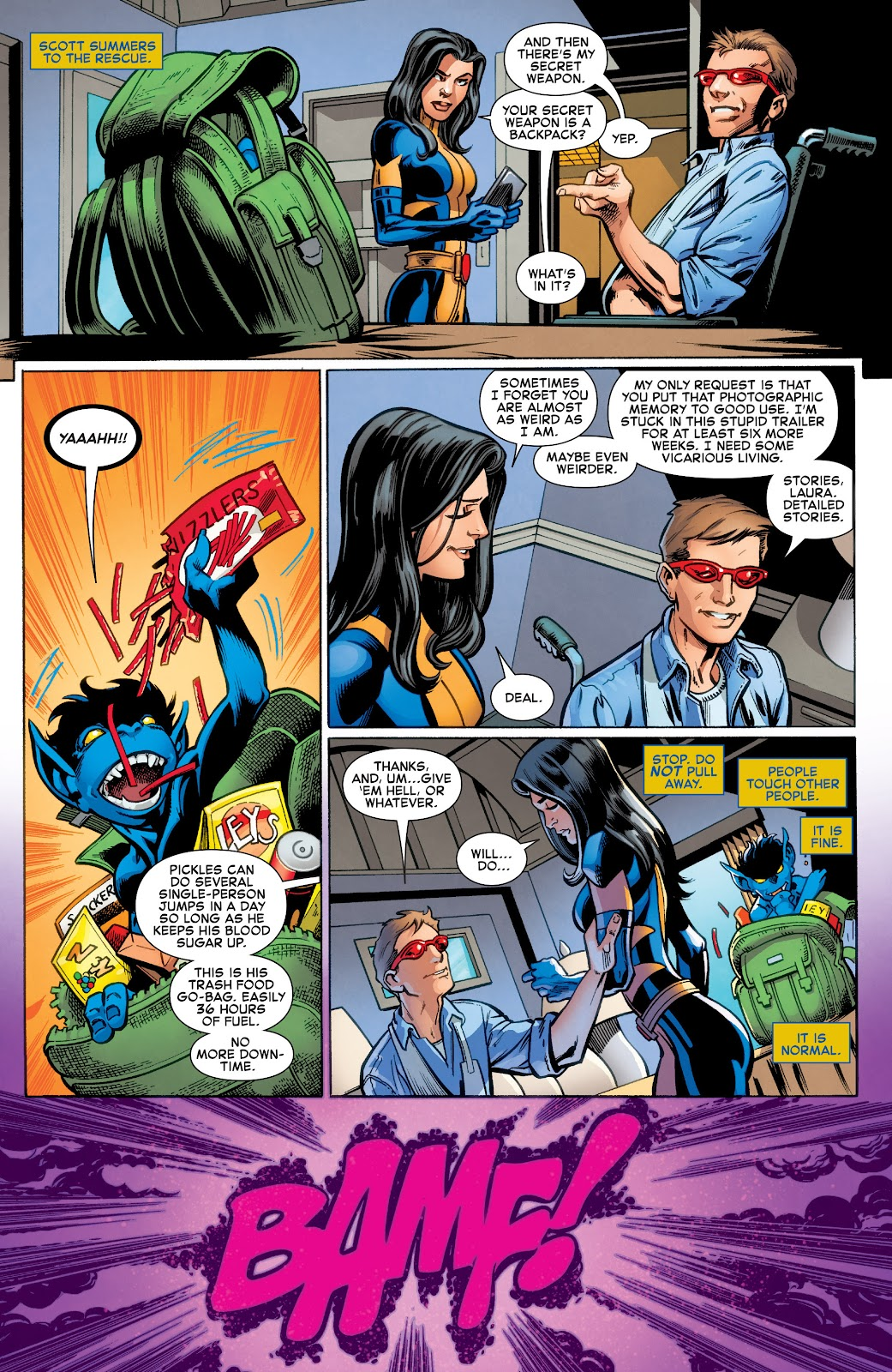 All-New X-Men (2016) Issue #12 #14 - English 5