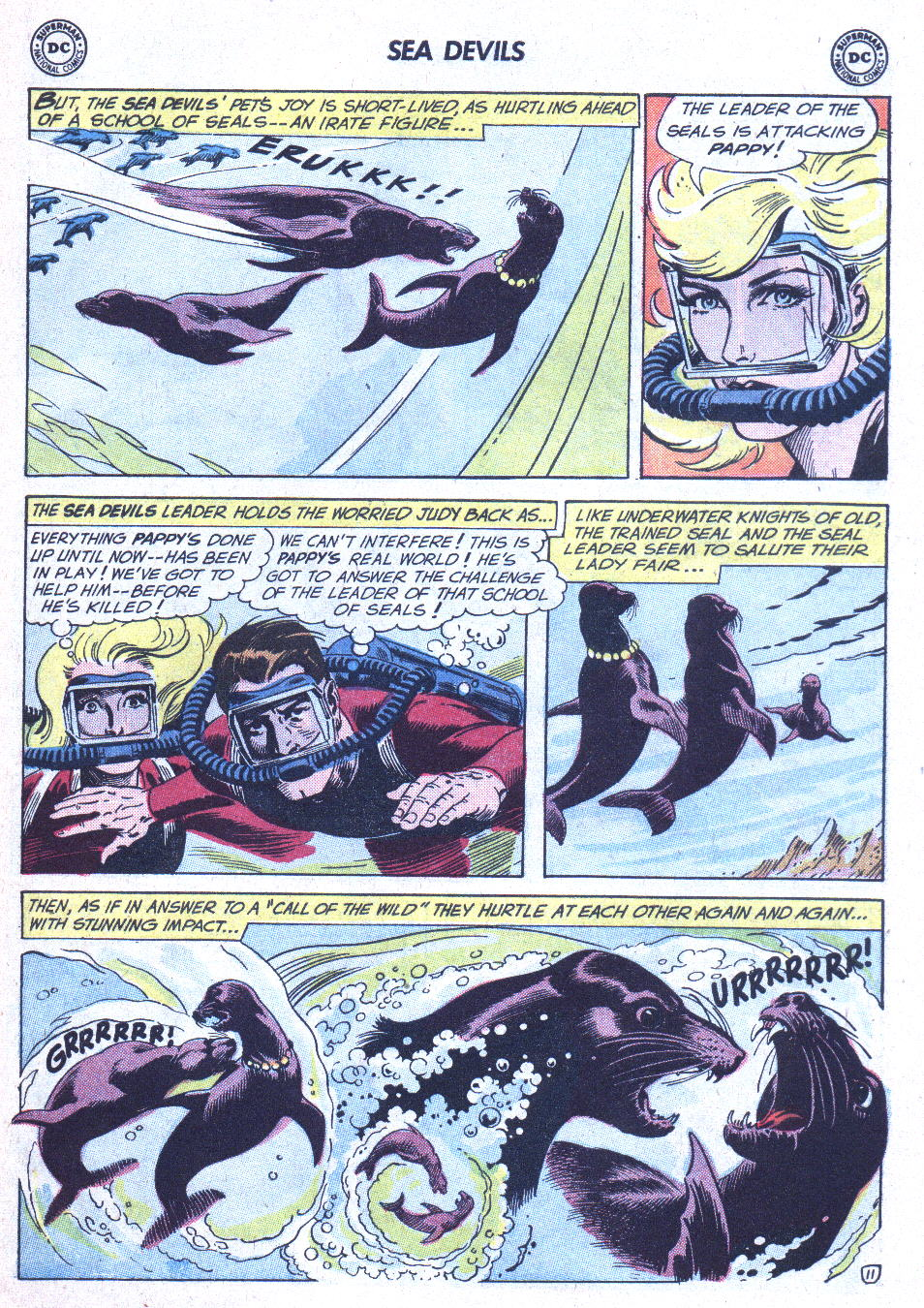 Read online Sea Devils comic -  Issue #2 - 32