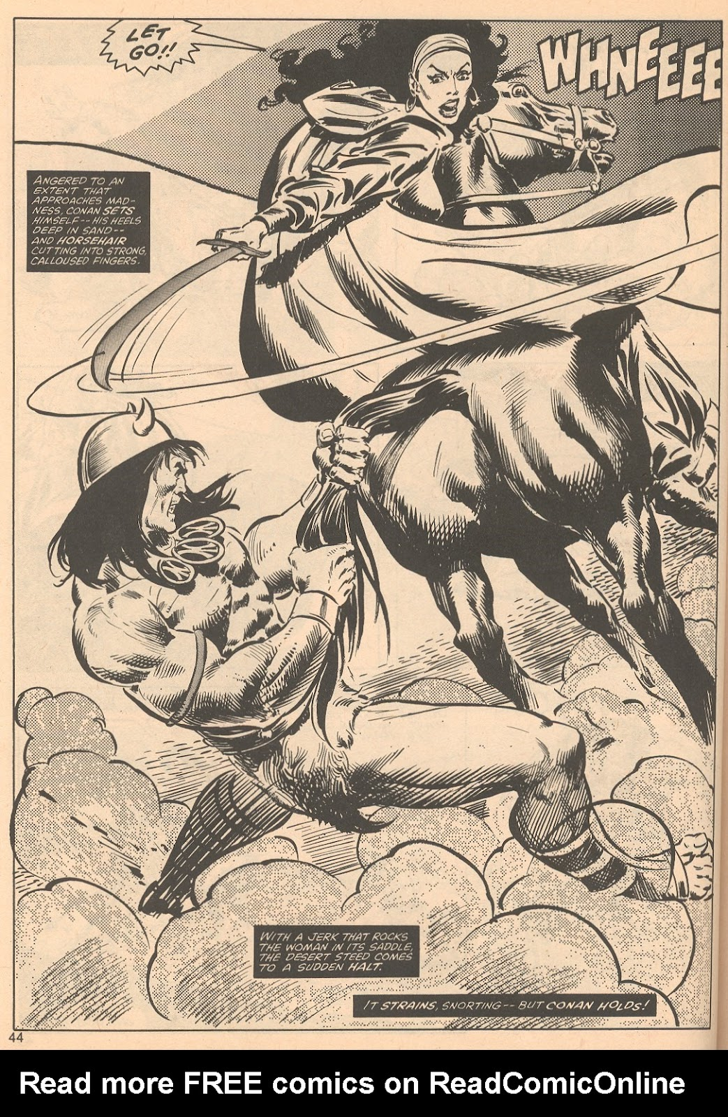 The Savage Sword Of Conan Issue #56 #57 - English 44