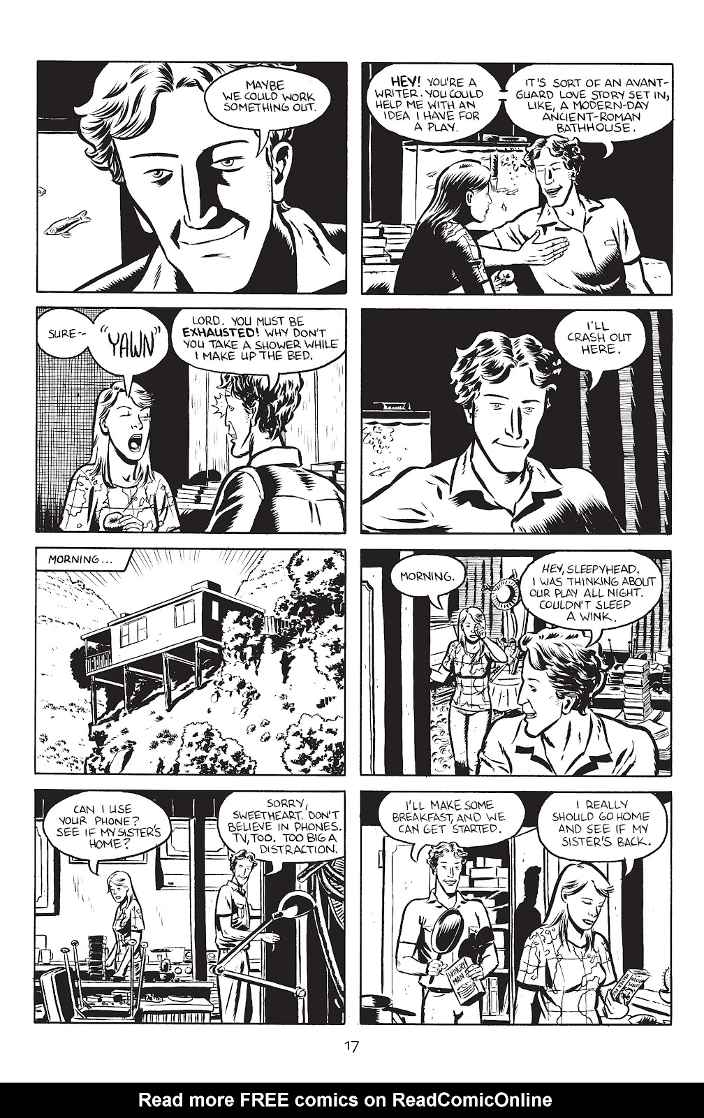 Stray Bullets Issue #25 #25 - English 19