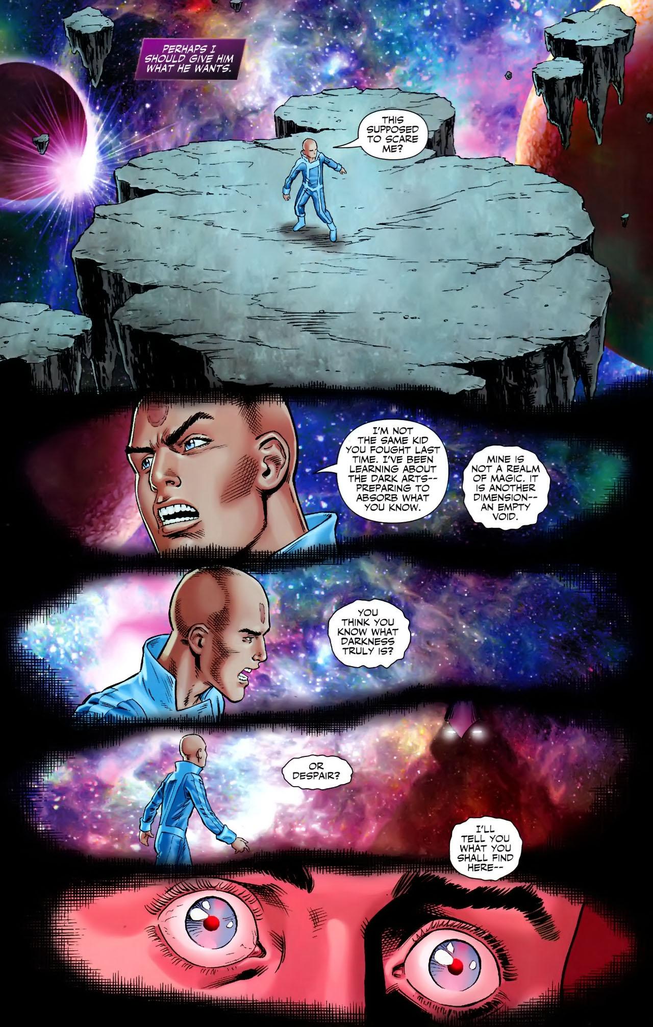 Teen Titans (2003) #100 #110 - English 13
