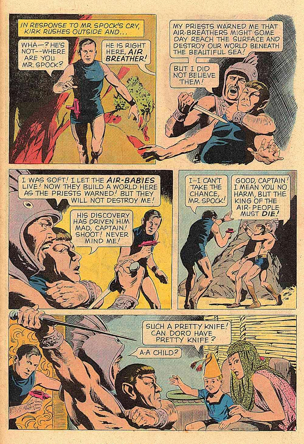 Star Trek (1967) #43 #43 - English 22