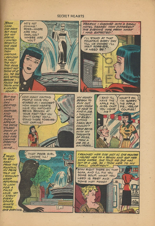 Read online Secret Hearts comic -  Issue #2 - 31