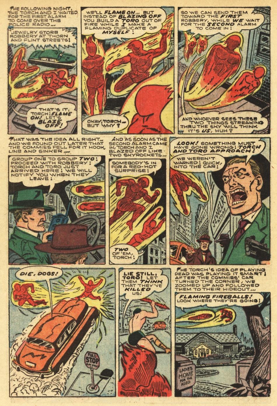 Sub-Mariner Comics #35 #35 - English 20