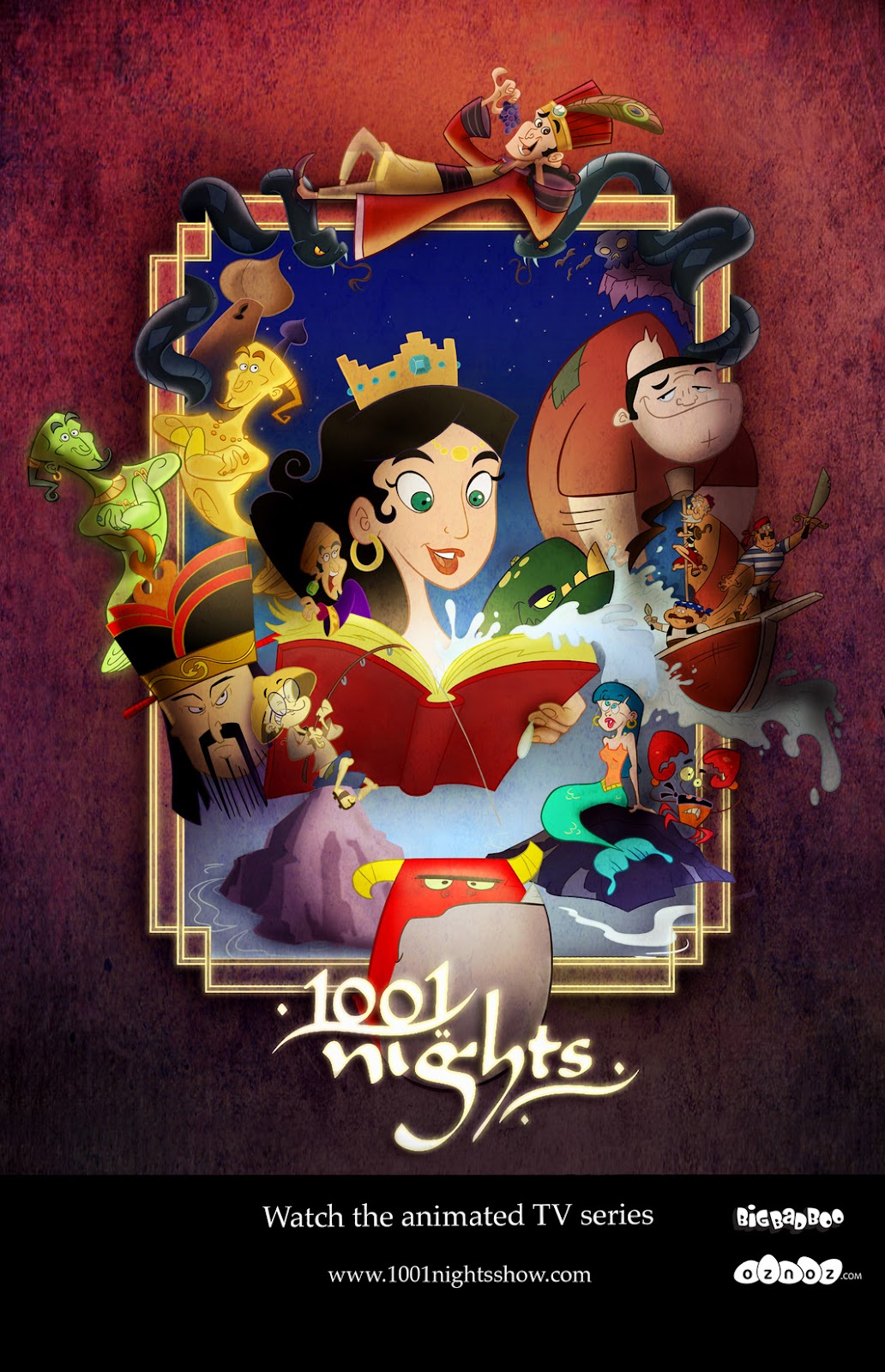 1001 Nights Issue #10 Page 28