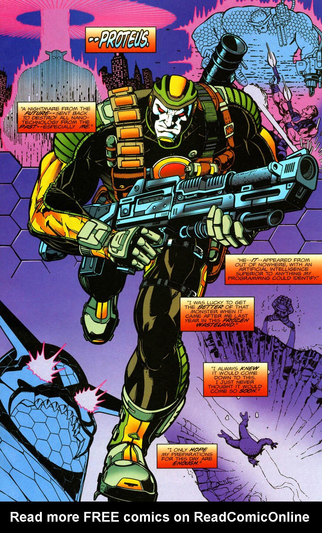 Read online Bloodshot (1993) comic -  Issue #50 - 9