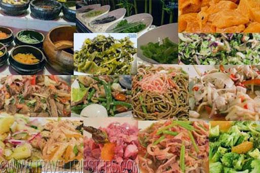 banzai salad