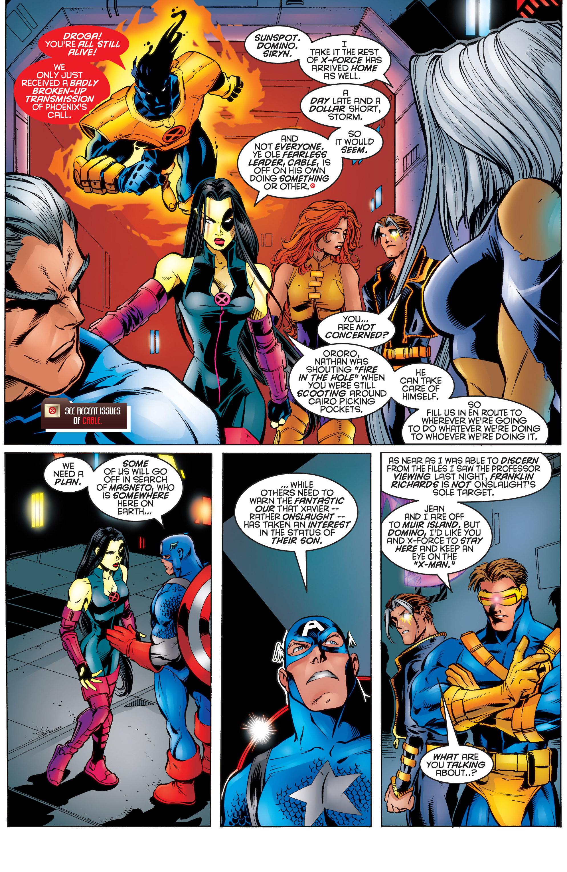 Uncanny X-Men (1963) 335 Page 16