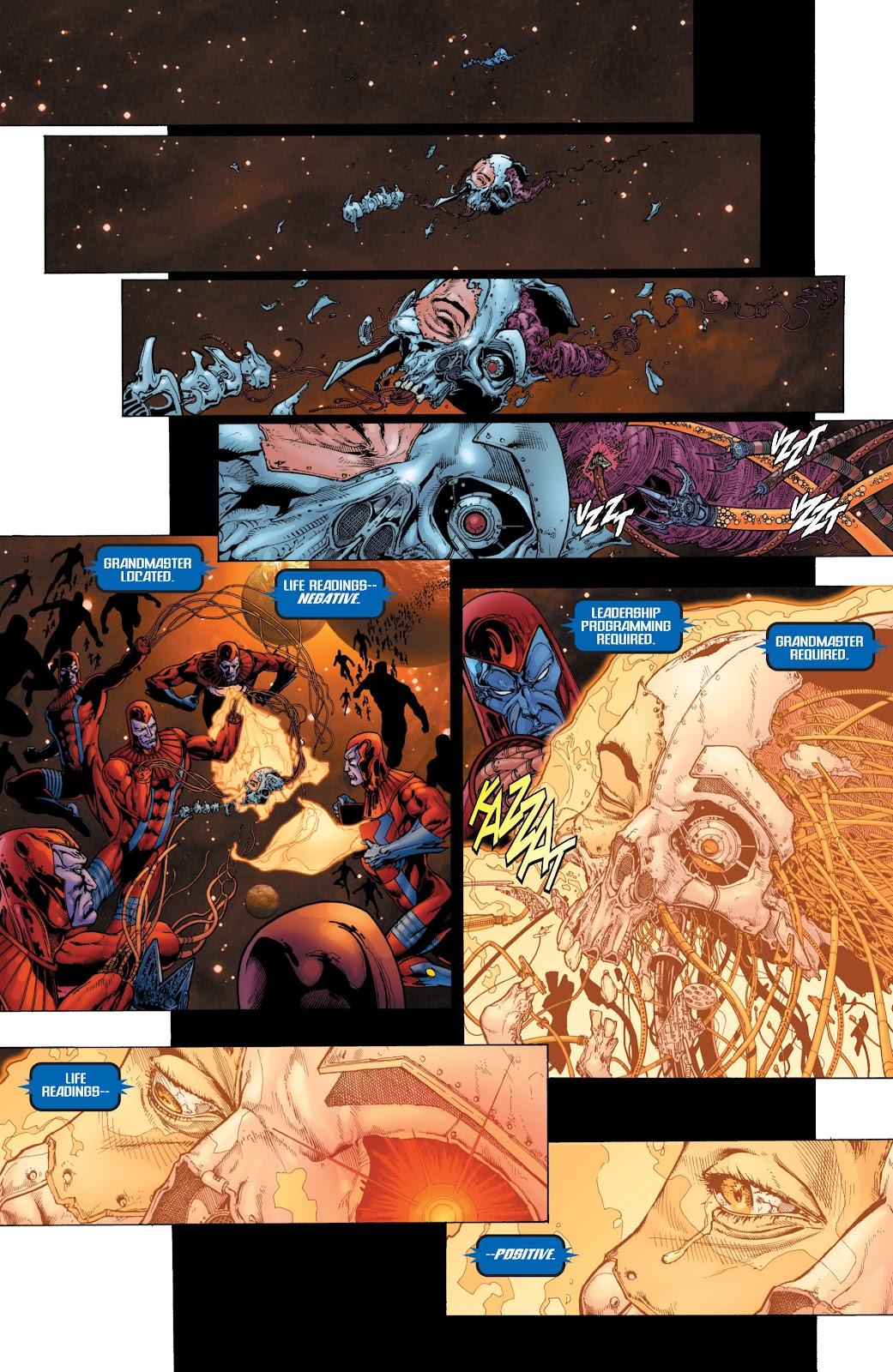 Green Lantern: The Sinestro Corps War Full #1 - English 287