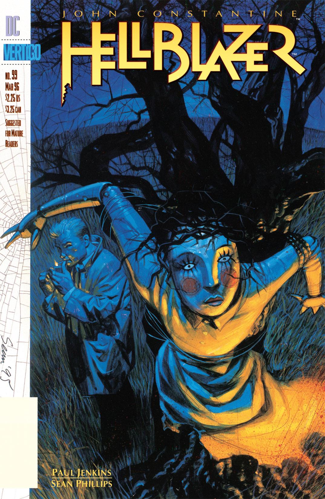 Hellblazer issue 99 - Page 1